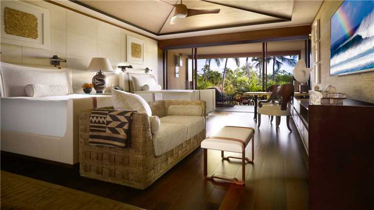 four seasons lanaii at manele bay zimmer