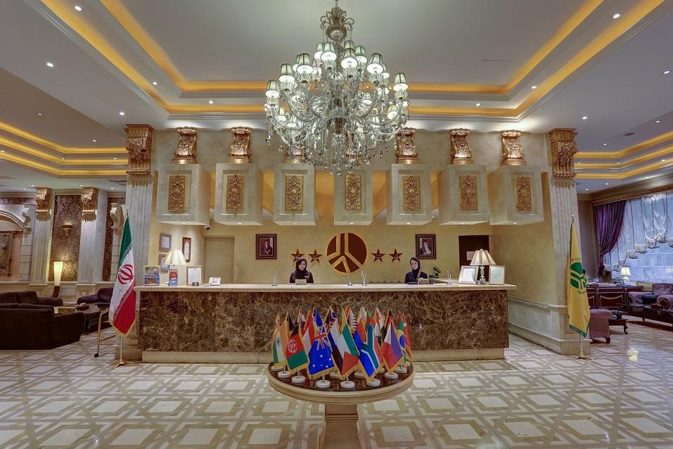 Grand Hotel II Empfang