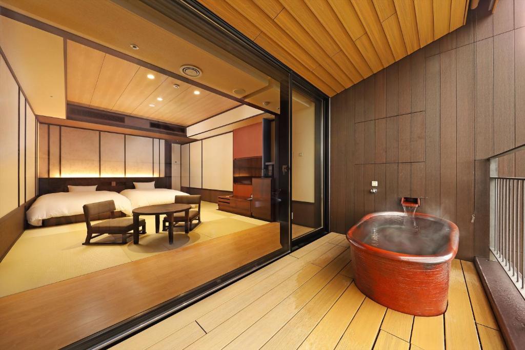 Hakone Kowakien Tenyu Superior Room