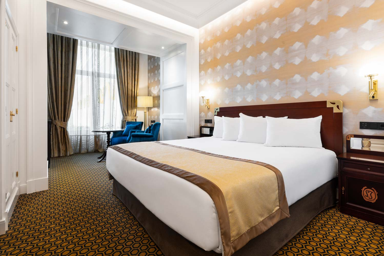 Eurostars Gran Hotel La Toja Doppelzimmer