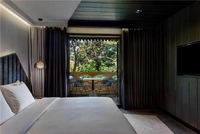 VUE Hotel Hou Hai Doppelzimmer
