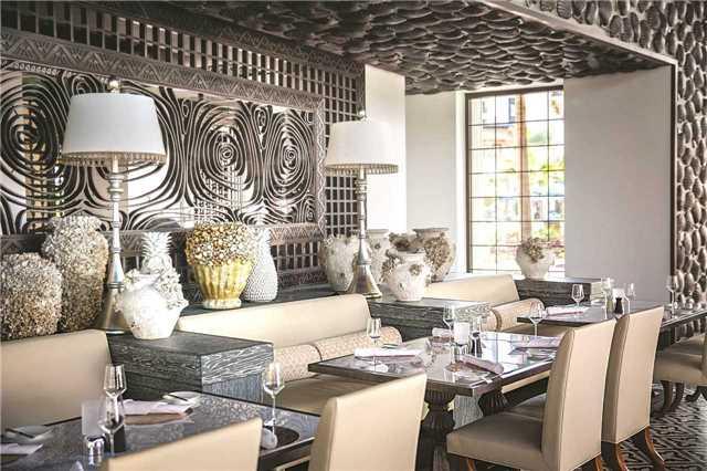 Jumeirah al Naseem Restaurant