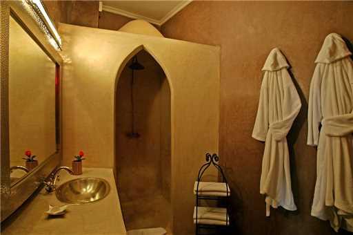 Riad Opale Badezimmer
