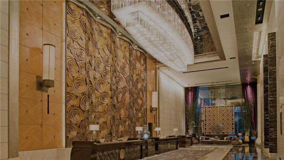 Wanda Vista Hotel Lobby