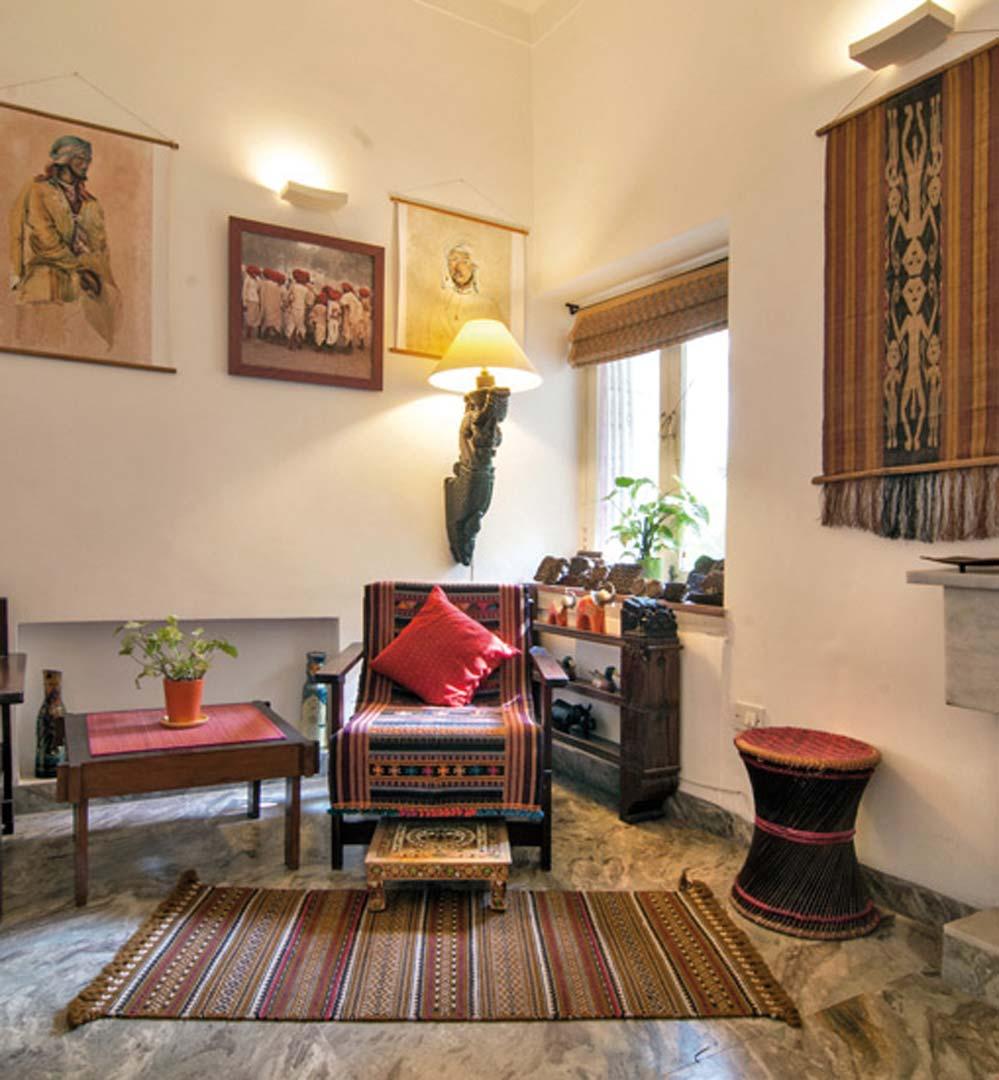 Haveli Hauz Khas Lounge