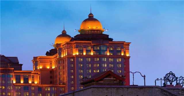 Beijing Pudi Hotel Außenansicht