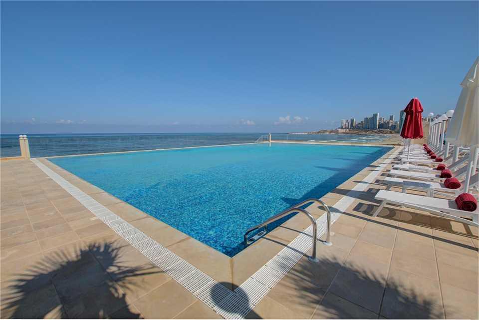 Lancaster Plaza Beirut Pool