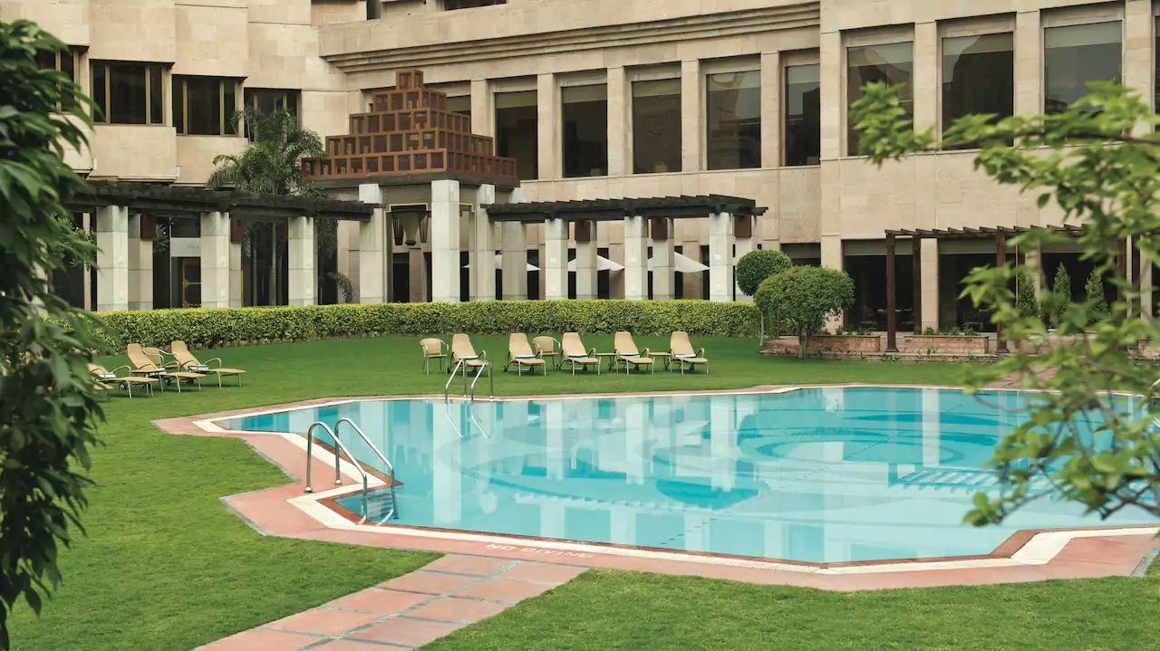 Hyatt Regency Delhi Pool
