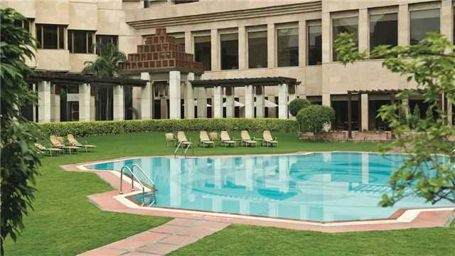 Hyatt Regency Delhi Pool