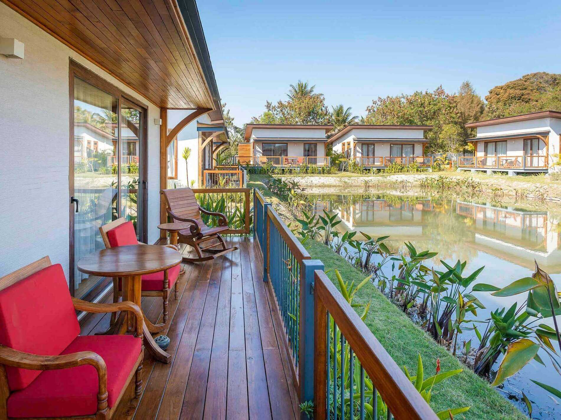 Sofitel Inle Lake Myat Min Anlage