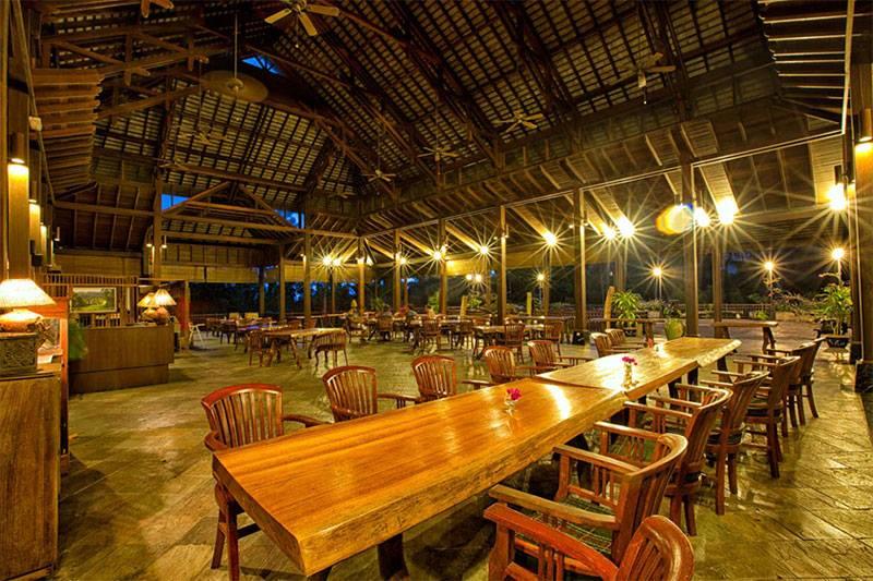 Borneo Highlands Resort Restaurant