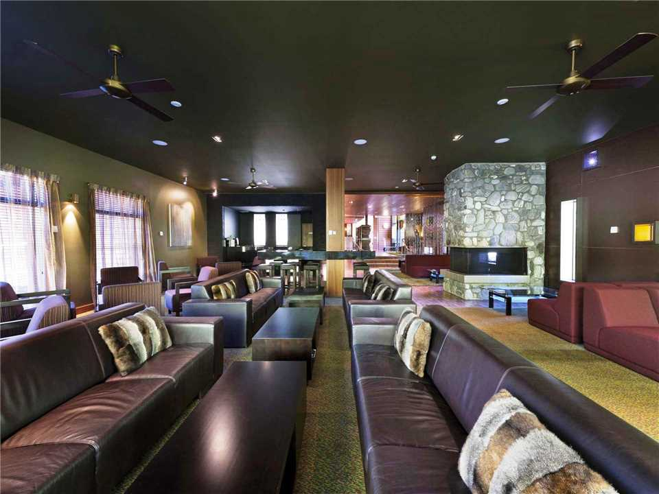 Te Waonui Forest Retreat Lounge