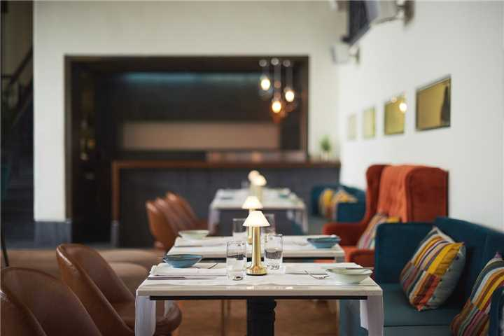 Auberge Saint Antoine Restaurant
