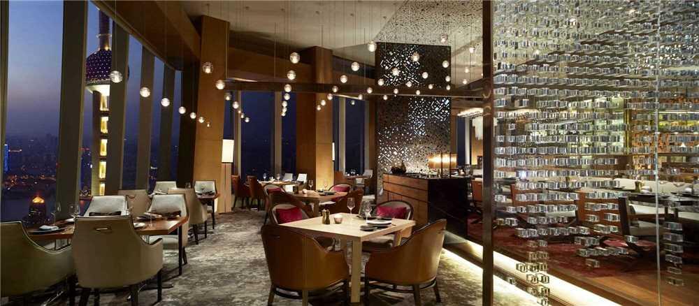 The Ritz-Carlton Shanghai Pudong Restaurant