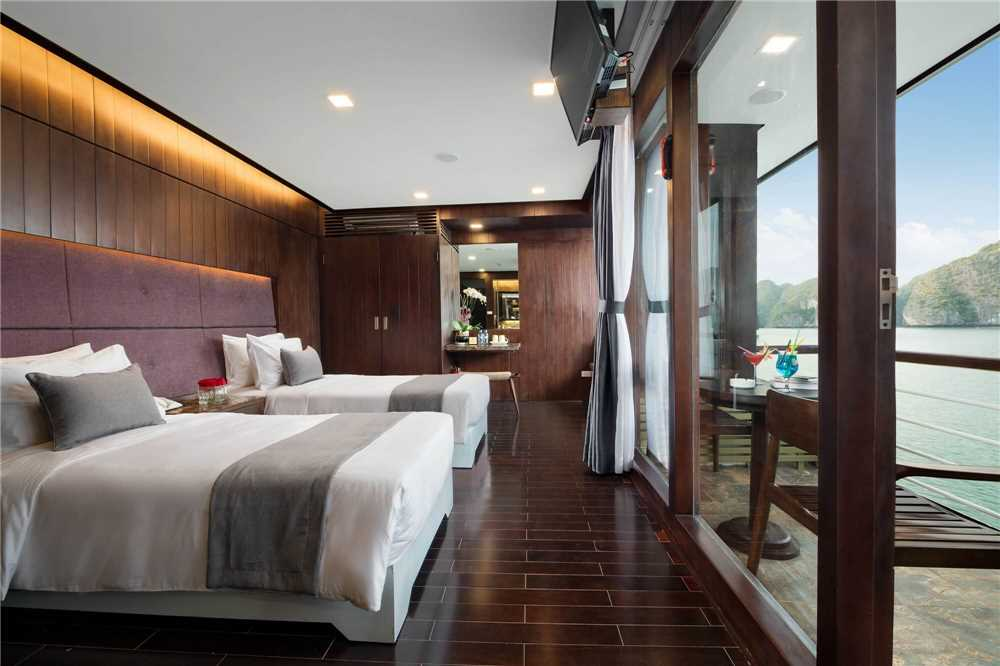 Orchid Cruise Suite