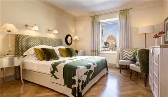 Rocco Forte Savoy Executive Doppelzimmer