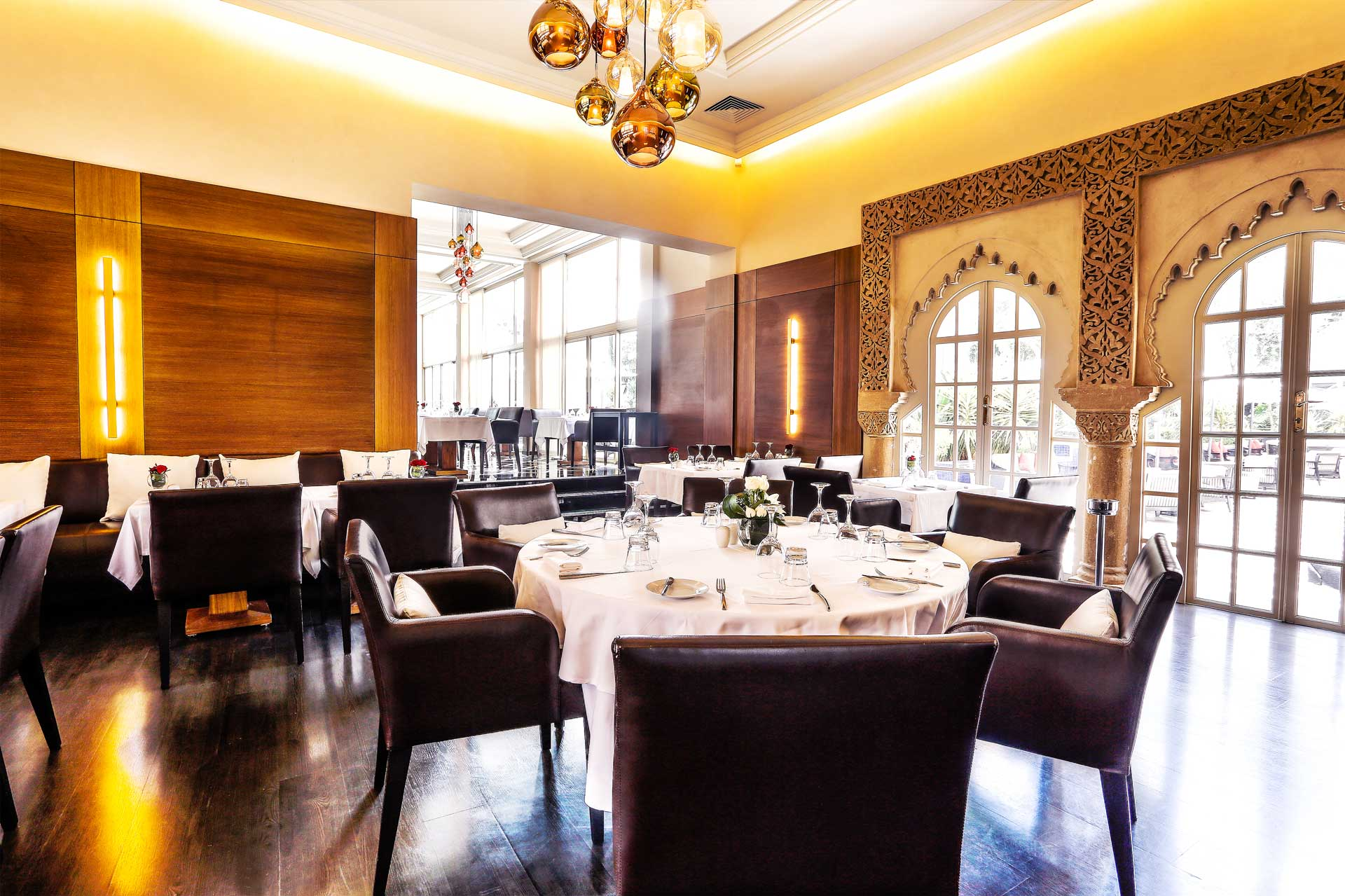 La Tour Hassan Restaurant Epicurien