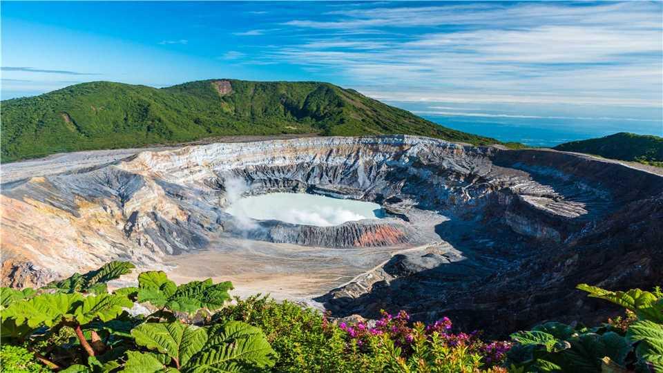 Costa Rica - Poás Vulkan