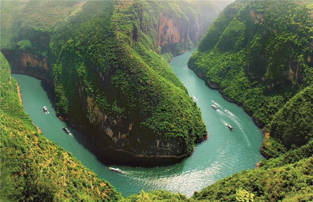 China - Flusskreuzfahrt Jangtsekiang