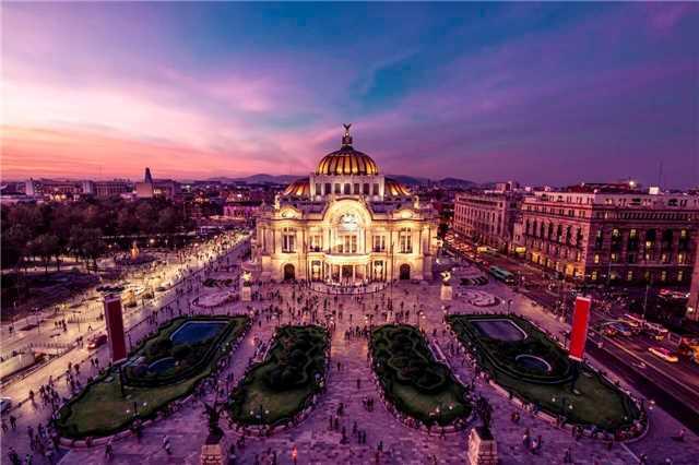 Mexiko - Mexiko Stadt