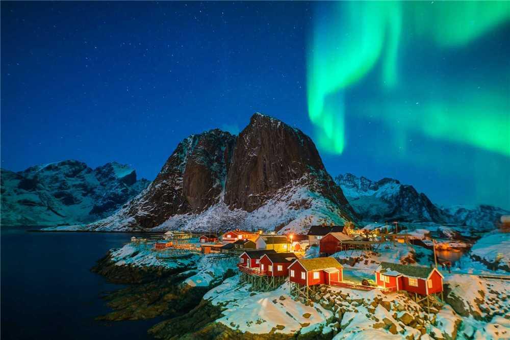 Island - Naturspektakel der Nordlichter