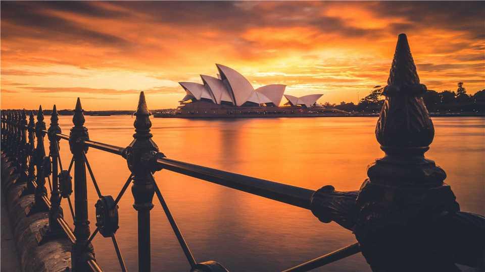 Australien - Opernhaus Sydney