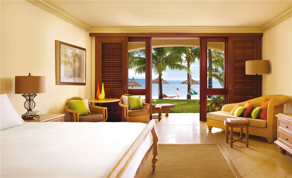 One&Only Le Saint Geran Zimmer