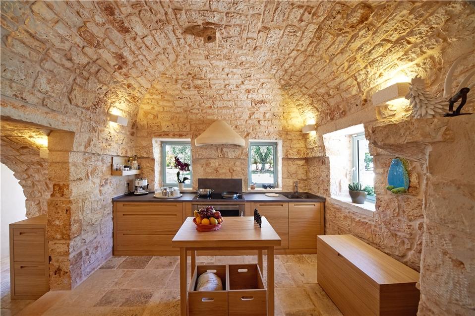 Küche Villa Traguardo