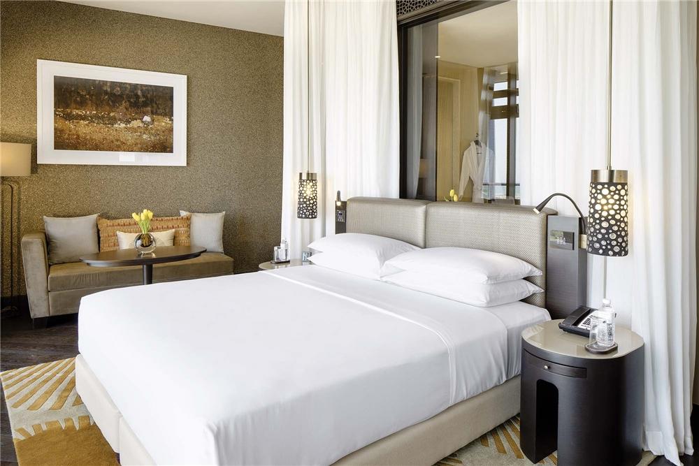 Grand Hyatt Abu Dhabi Hotel & Residences Emirates Pearl Doppelzimmer