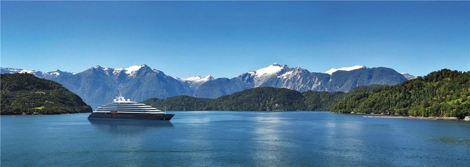 Scenic Luxury Cruises & Travel Scenic Eclipse Außenansicht