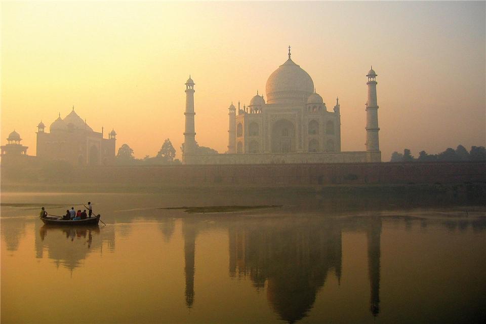 Indien Taj Mahal in Agra