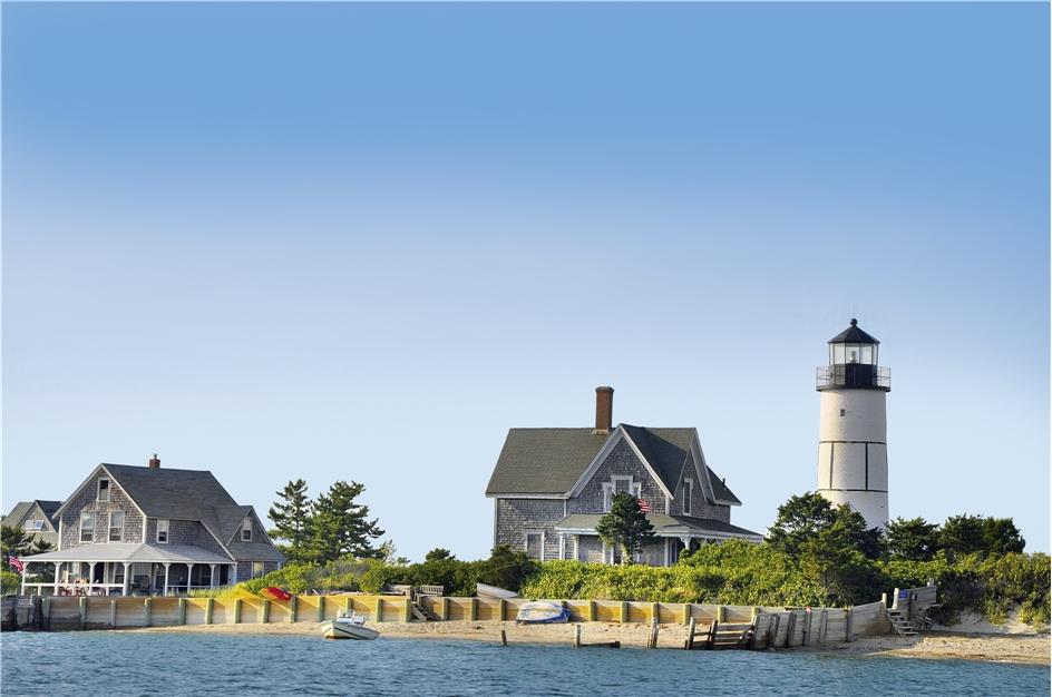 USA - Cape Cod Leuchtturm