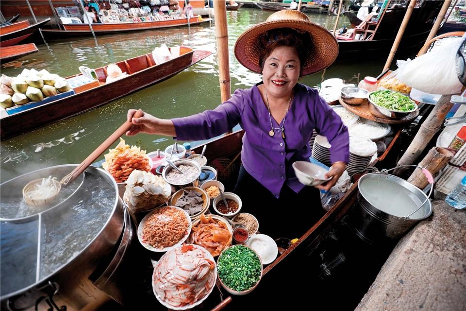 Weltreise Thailand Bangkok