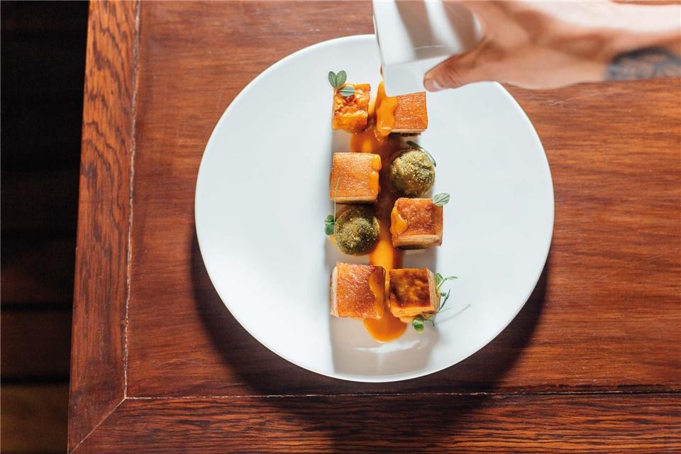 Anden - Kreative Kulinarik im ONA Restaurant