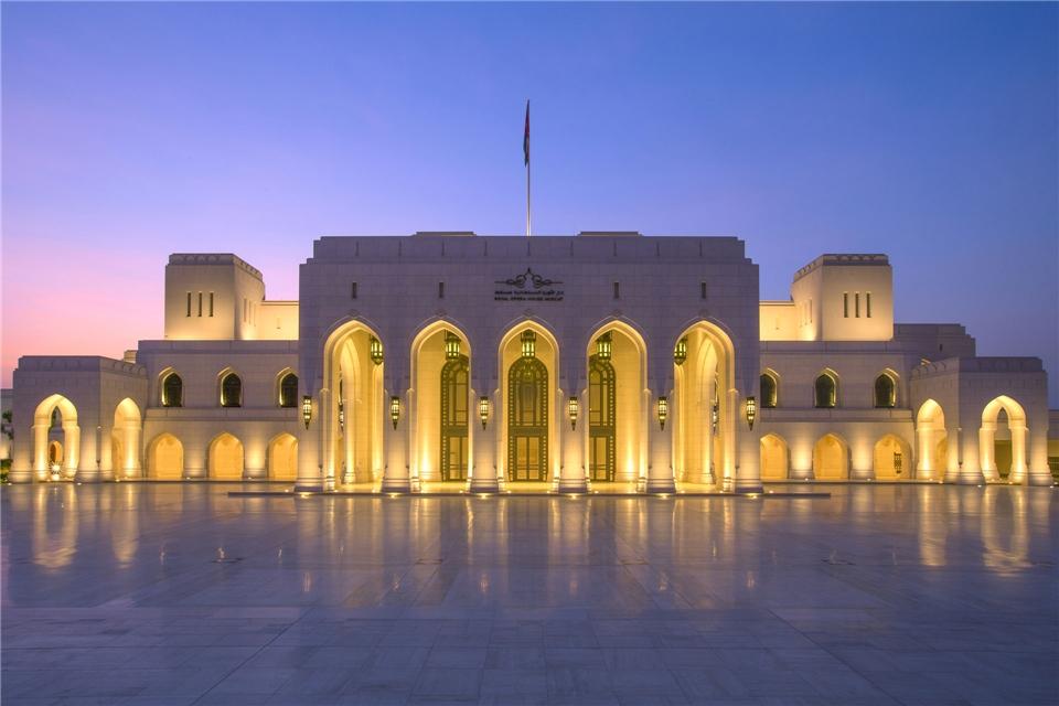 Opernreise Muscat Royal Opera House Muscat