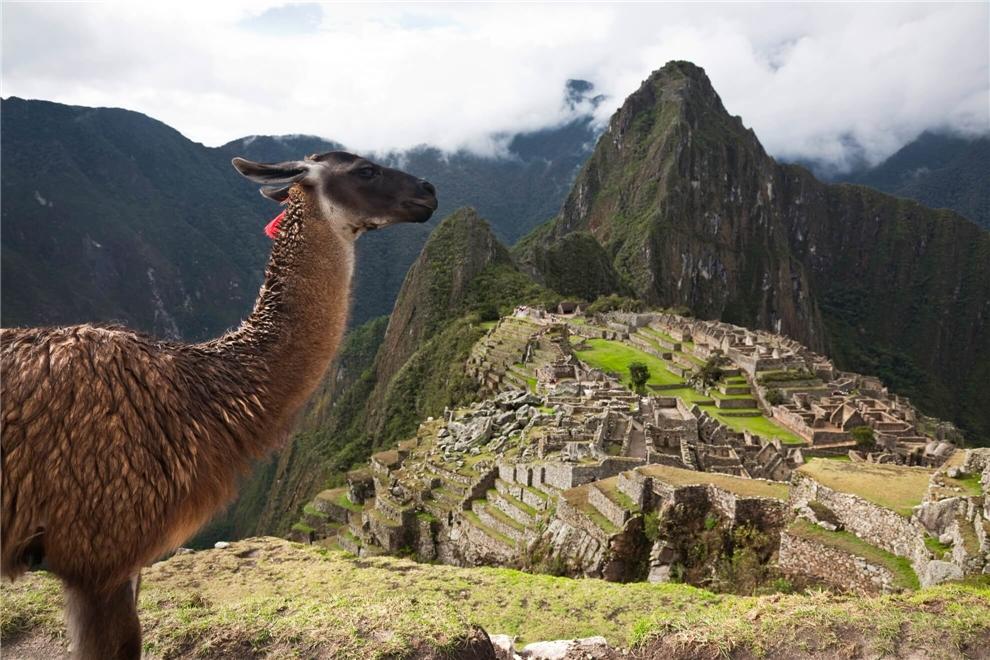 Wunder der Erde Weltreise Peru Machu Picchu