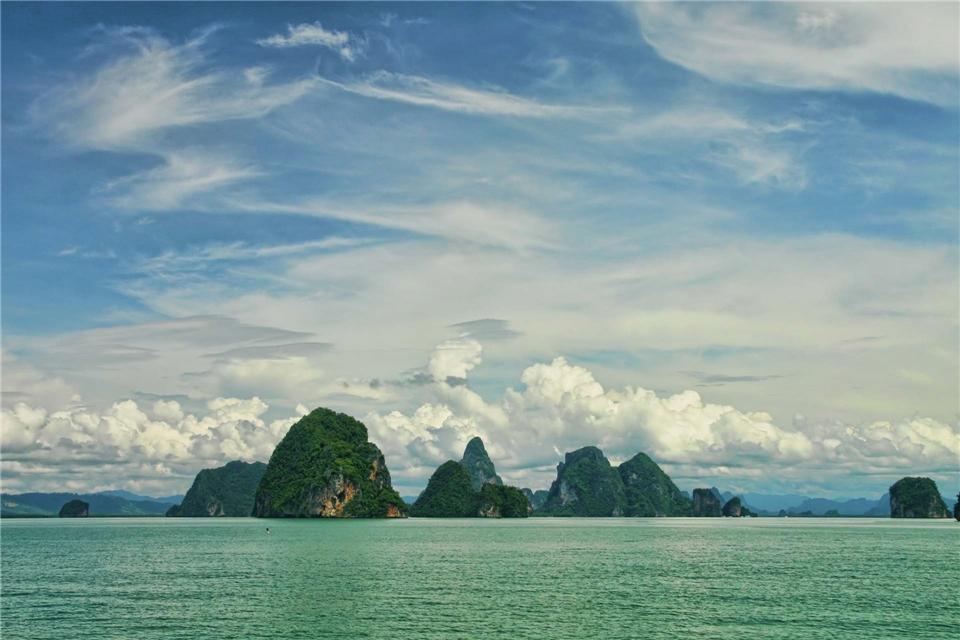 Thailand Bucht von Phang Nga