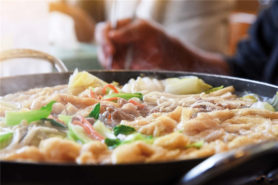 Glanzpunkte Vietnam traditionelles Gericht