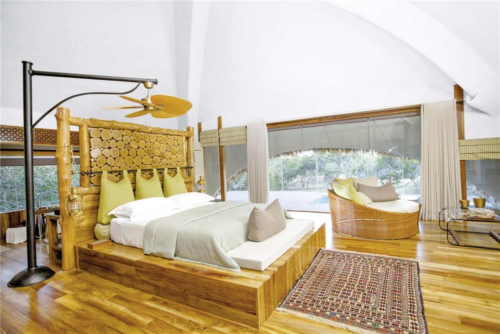 Chena Huts Doppelzimmer