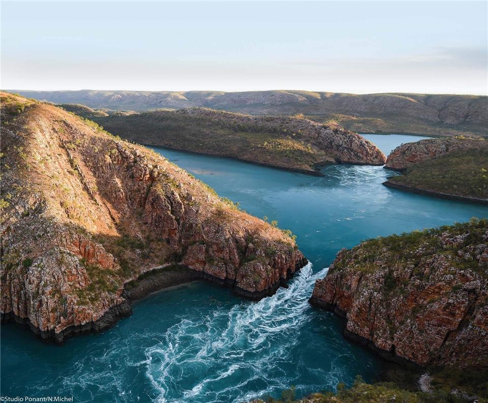kimberley kueste 13 tage kreuzfahrt mit le laperouse gewaesser