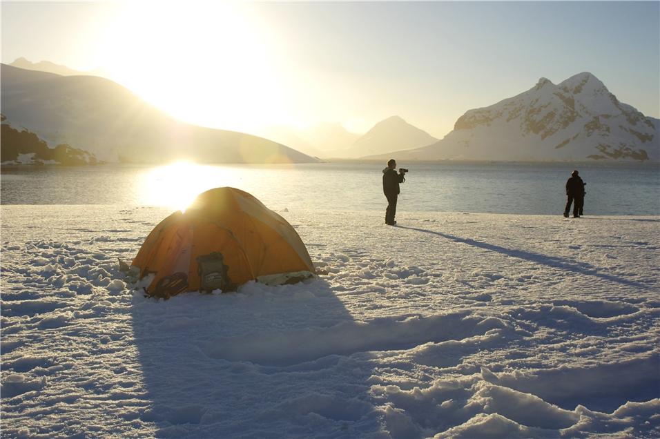 Oceanwide Expeditions MS Ortelius Landschaft Antarktis