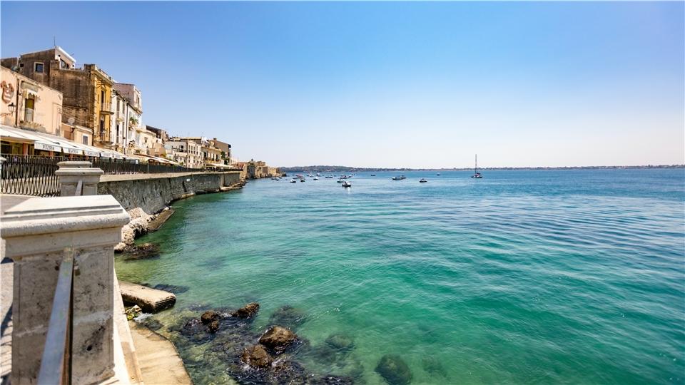 Sizilien - Promenade
