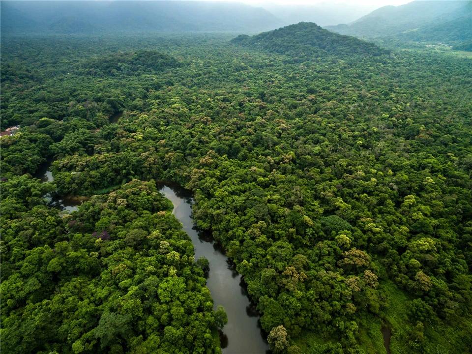 Amazonas - Amazonas Fluss