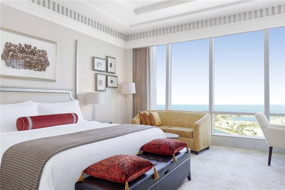 St. Regis Abu Dhabi Superior Doppelzimmer