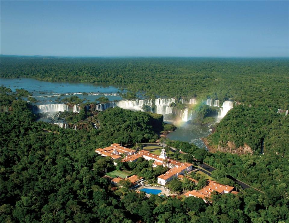 Südamerika in Style Hotel das Cataratas in Iguazú