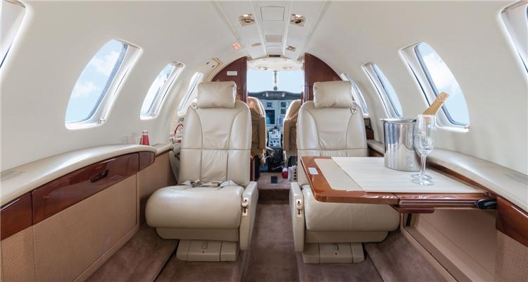 Aviation D-IMHA Sitze