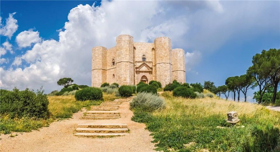 Apulien für alle Sinne Castel del Monte
