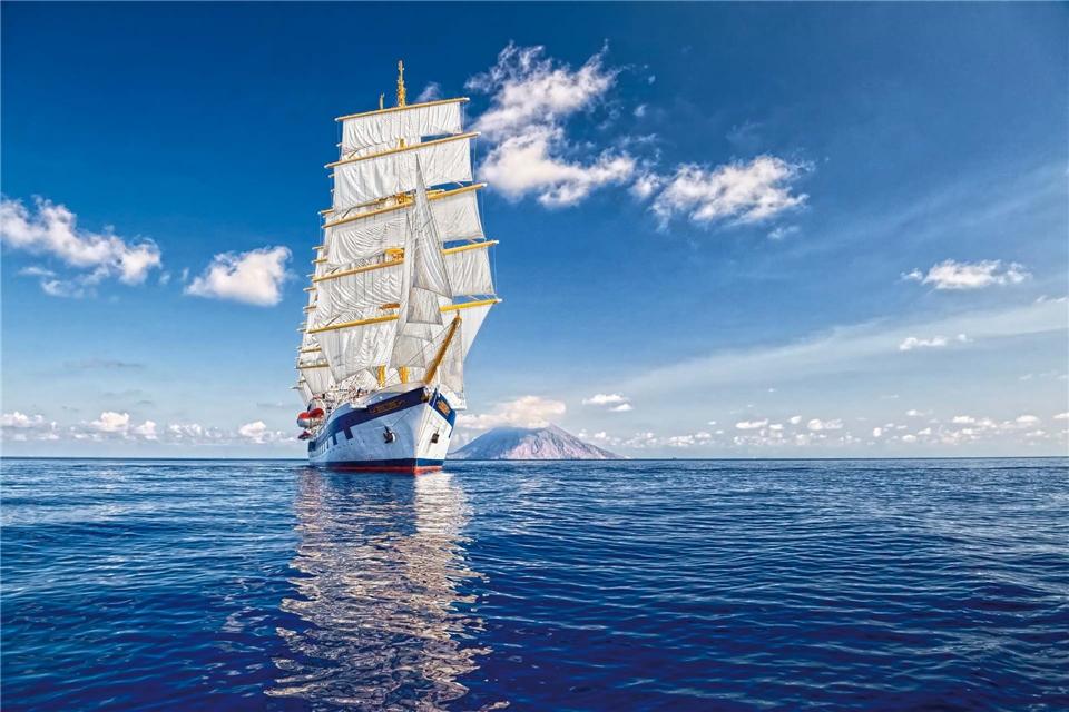 Royal Clipper Mittelmeer - Großsegler