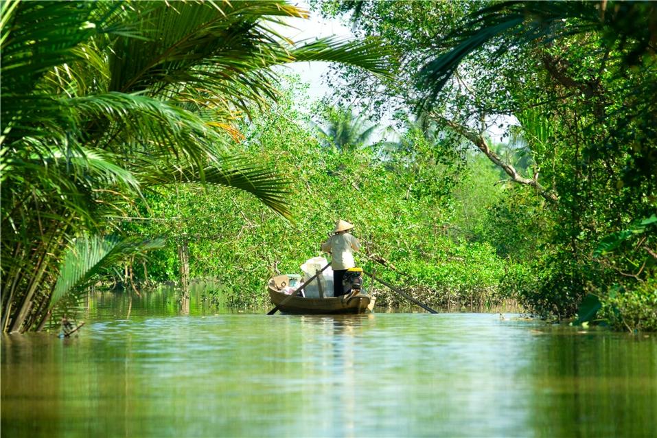 Indochina- Mekong Delta