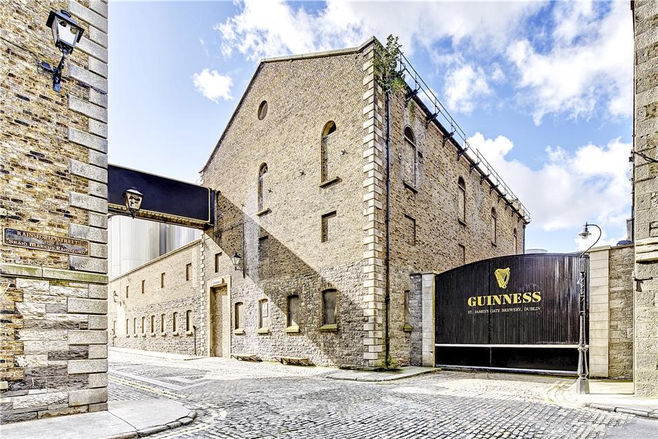 Irland Guinness Brauerei